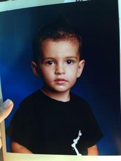 Beautiful little boy :-)