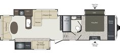 Keystone RV 346RD - NEW floorplan - Laredo