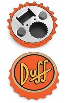 The Simpsons Duff Cap Bottle Opener « Buy from thegadgethut.co.uk