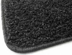 Karpet Zwart 170 X 230