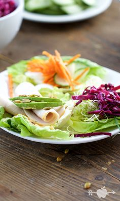 Bored with bread? Lettuce wraps are an easy gluten-free sandwich alternative.