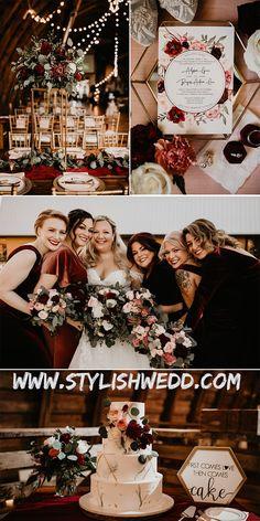 burgundy floral boho inspired UV printing wedding invitations SWUV013 #wedding#weddinginvitations#stylishwedd#stylishweddinvitations #vellumweddinginvitations