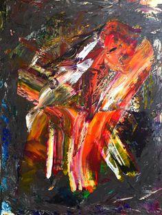 Relic #abstractexpressionism #modernart #abstractart #art #painting