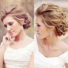 """glamorous wavy updo - Google Search """" I absolutely love this look!"""""""