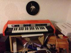 Eko Micky Orgel organ kult vintage in Berlin - Friedrichshain | Musikinstrumente und Zubehör gebraucht kaufen | eBay Kleinanzeigen