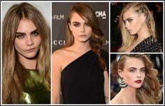 Cara Delevingne Saç Rengi ve Modelleri
