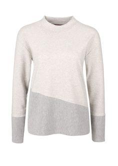 Sweatshirt im Materialmix von s.Oliver. Entdecken Sie jetzt topaktuelle Mode für Damen, Herren und Kinder und bestellen Sie online.