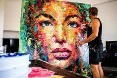 Amazing painting by TerrinArt
