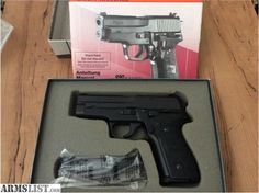 ARMSLIST - For Sale: Sig Sauer P228 W. German MINT