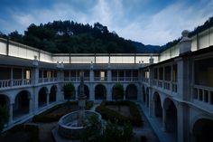Silence Cloister in the Lorvão Monaster / João Mendes Ribeiro