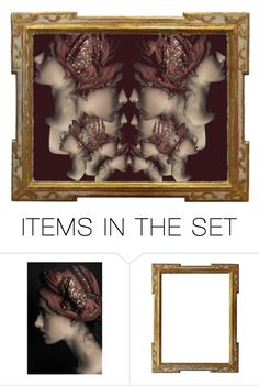 """""""Tangentribs"""" by bindingspine ❤ liked on Polyvore featuring art"""