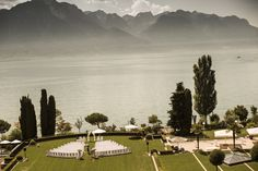 Weddings - Discover Fairmont Le Montreux Palace, hotel in 1820 Montreux and enjoy the hotel's spacious, comfortable rooms in Fairmont Hotel. Feel welcome to our elegant and luxurious hotel where we will make your stay an unforgettable experience. Montreux, Switzerland Destinations, Palace, Fairmont Hotel, Wedding Ceremonies, Real Weddings, Dreaming Of You, Destination Wedding, Dolores Park