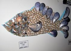 Sea Shell Fish by Jackie_Childers, via Flickr