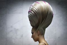Started in 1983, the Alternative Hair Show held in Moscow