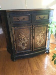 Buford GA DIY cabinet makeover interior decorator
