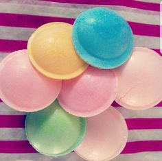 Flying Saucers - back to the fifties, after the end of sugar rationing - I loved many kind of sherbet.