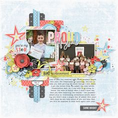 Layout created with {Proud Of You} Digital Scrapbook Kit by Digital Scrapbook Ingredients available at Sweet Shoppe Designs http://www.sweetshoppedesigns.com/sweetshoppe/product.php?productid=33436&cat=803&page=2 #digitalscrapbookingredients