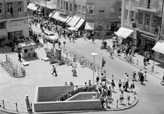 Old Pictures, Old Photos, Jaffa Israel, Tel Aviv Israel, The Past, Photo Wall, History, Drawings, Antique Photos