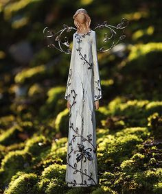Loving this Nature's Promise Angel Statue on #zulily! #zulilyfinds