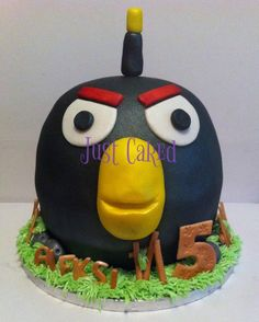 'The Bomb' from Angry birds...