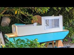 Light Building, Boat Building, One Man Tent, Exterior Grade Plywood, Sixty And Me, Shanty Boat, Cruiser Boat, Sleep On The Floor, Wood Boat Plans
