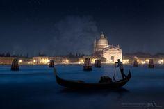 Chrismas night in Venice by Daniel Metz on 500px