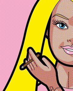 Barbie Business