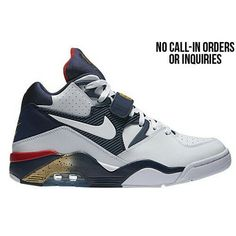 online store 20927 c61a7 The Nike Air Force 180 was made famous as Charles Barkley wore them with  the Dream Team en route to Team USA winning the gold medal at the 1992  Summer ...