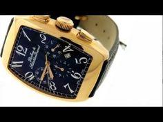 #Dubey #Aerochrono 18K Gold Automatic #Watch