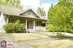 SHORT SALE ALERT! Spacious and lives large - a true classic PDX charmer. Chock full of built-ins and original fixtures. Master boasts walk-in! Vaulted 9ft ceilings, hardwoods and 2 full baths! Kitchen w/charming bay window. C  rackling wood burning fireplace and sweet front porch. Fabulous location in the heart of the Hollywood District - shops and restaurants sooooo close!