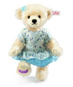 Steiff Isabel Liberty Teddy Bear 2014 EAN 677717 http://www.sunny-bears.com/inv/steiff/isabel-liberty-teddy-bear-ean-677717.php