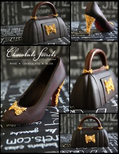 Chocolate Secrets Cocoa Couture Collection - By Chocolatier, Chef Nancy Sosa. #ChocolateSecrets