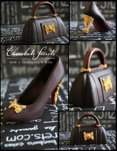 Chocolate Secrets Cocoa Couture Collection - By Chocolatier, Chef Nancy Sosa. #ChocolateSecrets