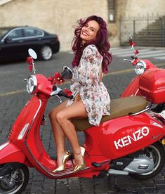 #Scooter #Girl