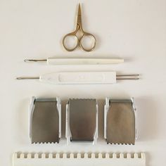 Tools used for knitting