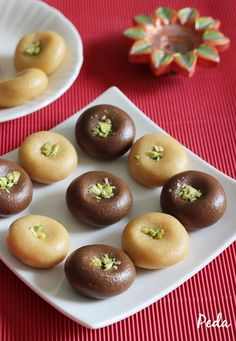 peda recipe, doodh peda recipe (milk peda) peda is one of the traditional Indian sweets that is prepared during festive occasions or celebrations. It is made using sugar and khoa / khoya or mawa, that's made by condensing milk for a long time.  peda recipe iam sharing today is a quick version using condensed …