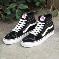 e304293fba Get on board with the Sk8 Hi Skate Shoe from Vans! Inspired by the Classic