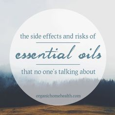 -*+This has been on my mind for awhile now. I think we, as a doTERRA community, have been doing a disservice to consumers by not sharing the very real aspects ...