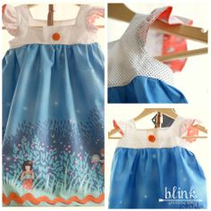 """""""So happy I snagged some of the Wee Wander Summer Night Lights the last time you had it! Thank you for great service and SUPER fast shipping. """" -Amy W. Amy W, Night Lights, I Am Happy, Wander, Ballet Skirt, Summer Dresses, Skirts, Fabric, Red"""