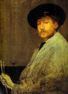 Self Portrait - Whistler