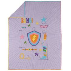 Twin Save the Day Quilt