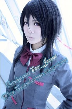 Cortes de cabello para mujer estilo anime