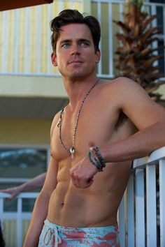 Matt Bomer in Magic Mike XXL