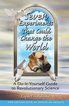 Seven Experiments That Could Change the World: A Do-It-Yourself Guide to Revolutionary Science (2nd Edition with Update on Results) by Rupert Sheldrake http://www.amazon.com/dp/0892819898/ref=cm_sw_r_pi_dp_.9yGvb1193NN3