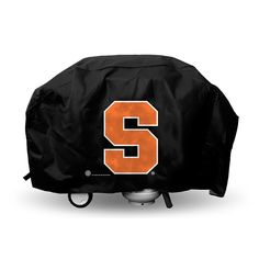 Syracuse Orangemen NCAA Economy Barbeque Grill Cover