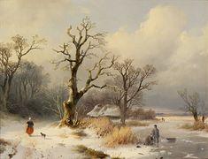 Remigius Adrianus van Haanen. 1812 Oosterhout - 1894 Bad Aussee. Schüler von Jan van Ravenswaay in - 112Gemälde - Auktionshaus Zeller - Int. Bodensee-Kunstauktionen