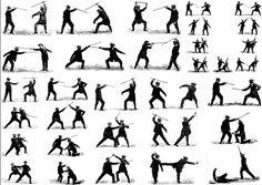Bartitsu cane fighting manual  aka Sherlock Holmes Style