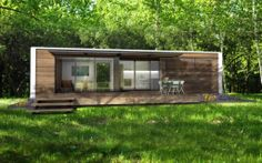 ARCHITECTURE, Homes Made from Shipping Containers: New Cali Made Prefab Houses Tackle The Shipping Problem