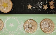 Lemon Meringue. Almond. Star. Cookies.  http://www.brittanyleighmoser.com/blog