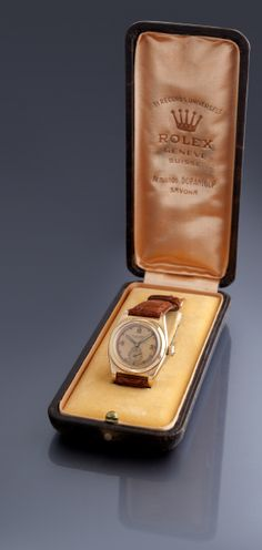 Rolex 3130 Bubble back - Will be sold in our next summer public auction in Monte-Carlo - July 28th, 2014 - Visit us www.boule-auctions.com